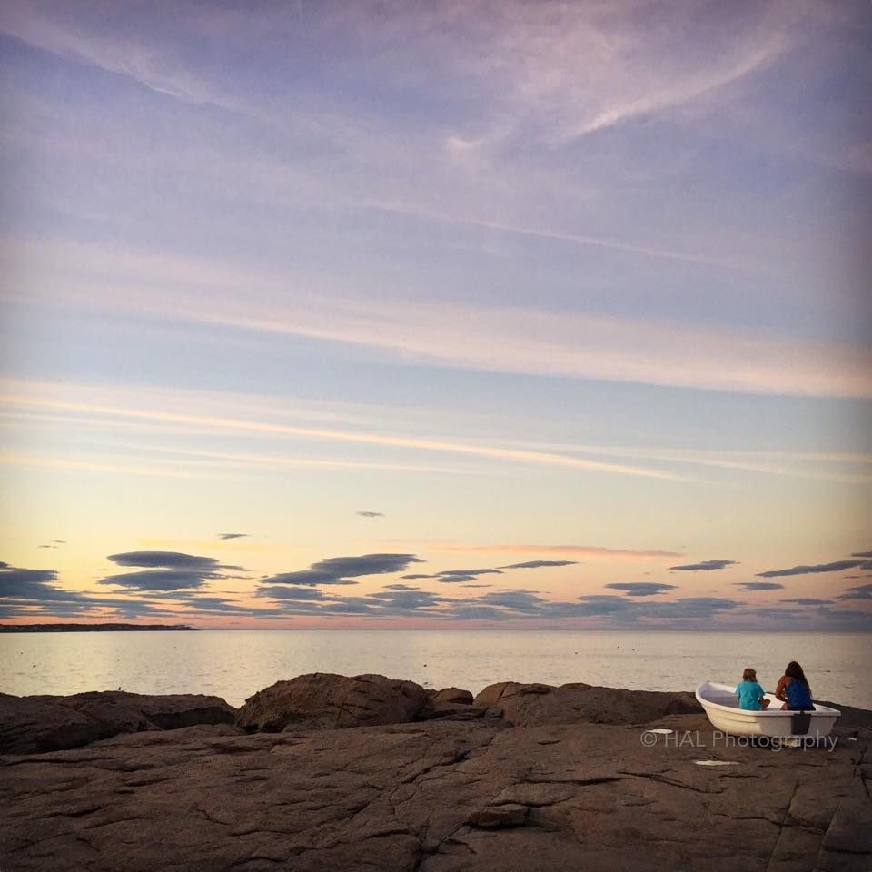 Fine Art Family Portraits, York Beach Maine