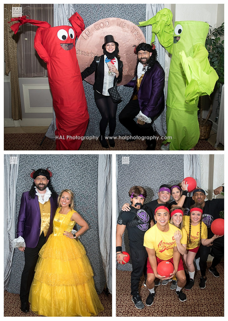 Zodie's 7th Annual Charity Halloween Party 2017 - Photobooth by HAL Photography
